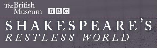 "20-серийный проект «Беспокойный мир Шекспира» (""Shakespeare's Restless World"")"