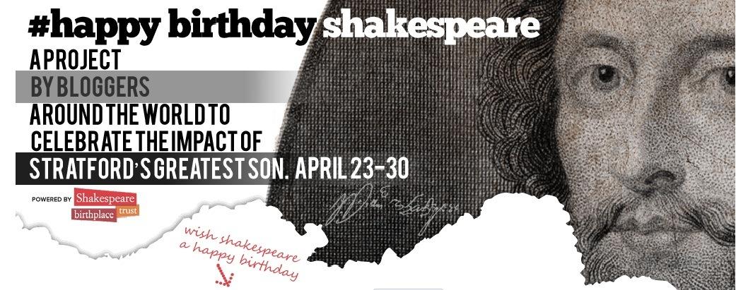 Проект «С днем рождения, Шекспир!» / Happy Birthday Shakespeare