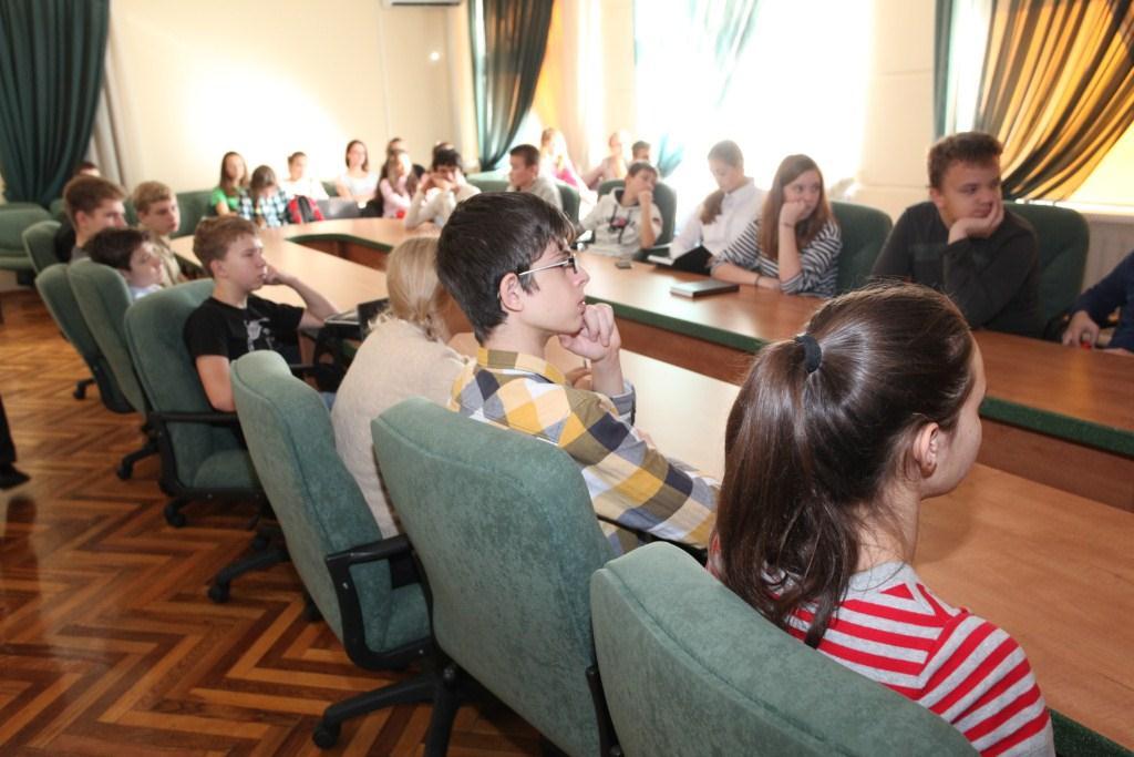 «Современники Шекспира» на Всероссийском Фестивале науки в Москве