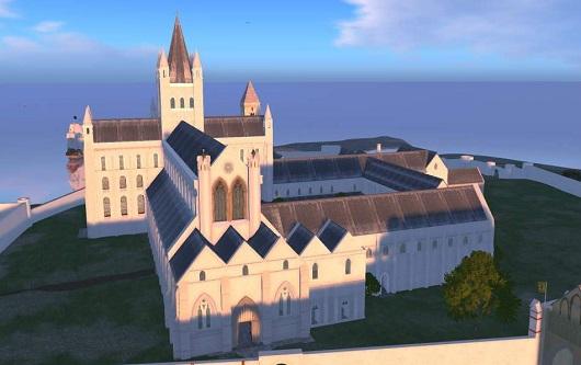 Средневековый Сент-Эндрюс: новый проект виртуальной реконструкции средневекового города