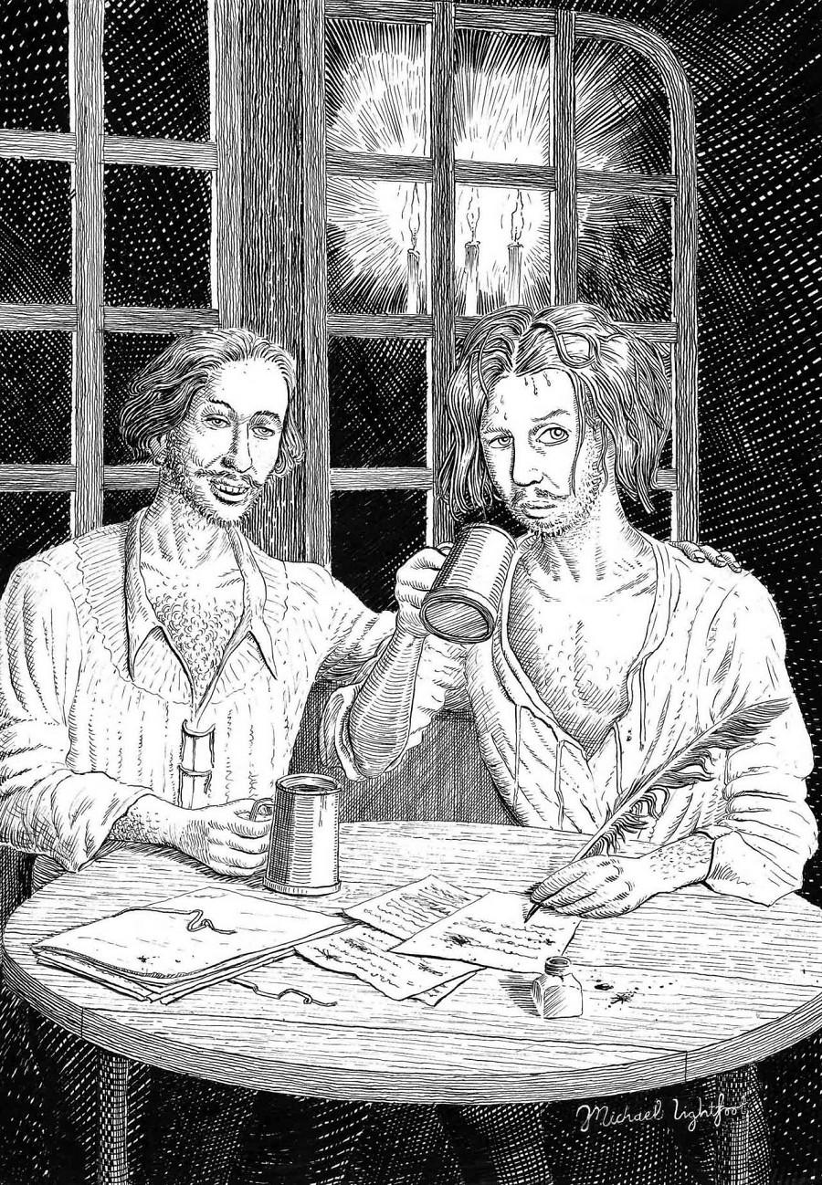 Марло и Шекспир