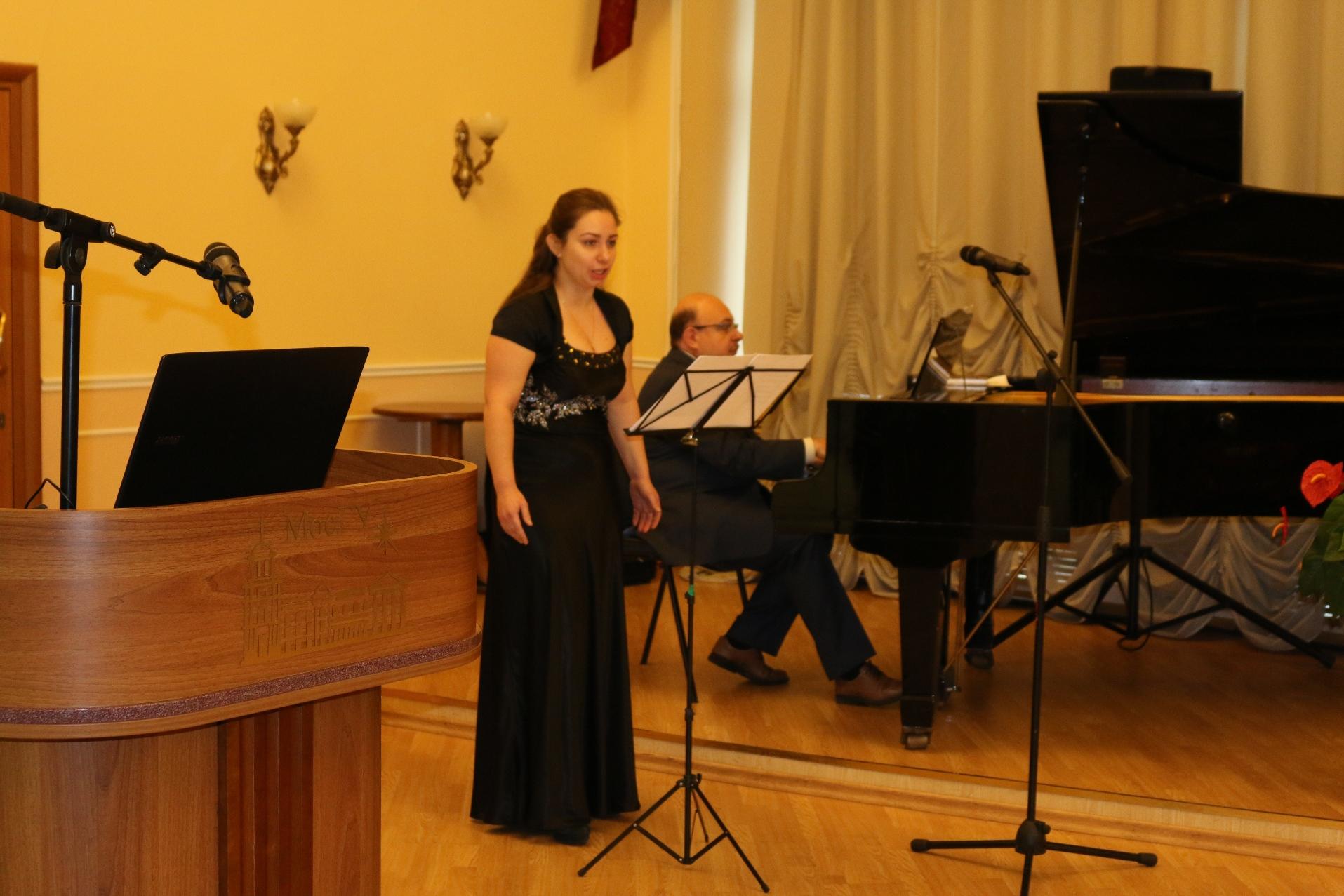 Екатерина Семёнова и Андрей Корчевский