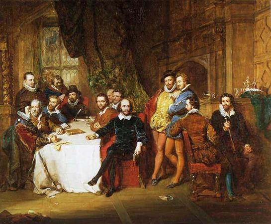 Всероссийская научная конференция «Современники Шекспира: выйти из тени Барда?»