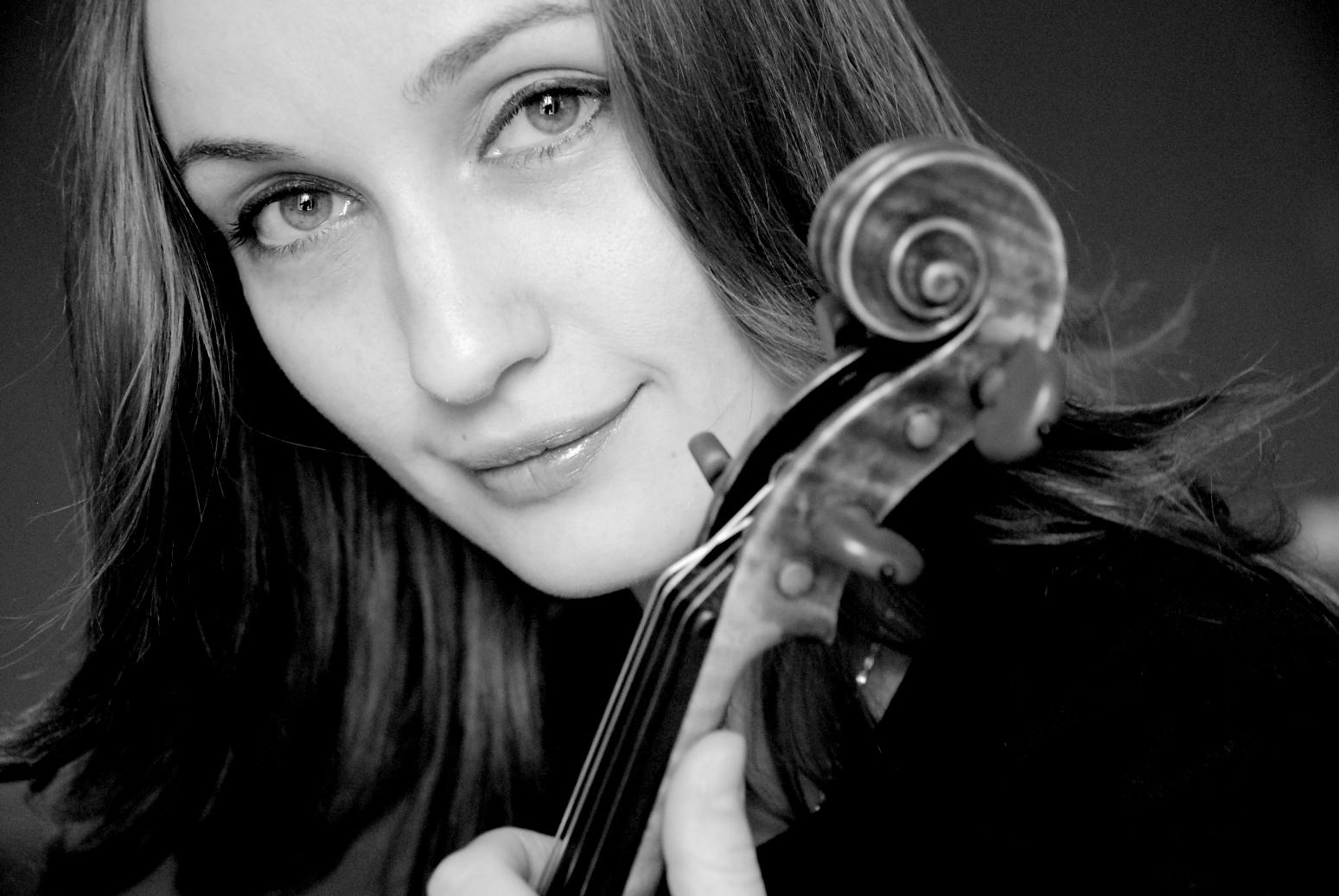 Анна ЯНЧИШИНА (скрипка)