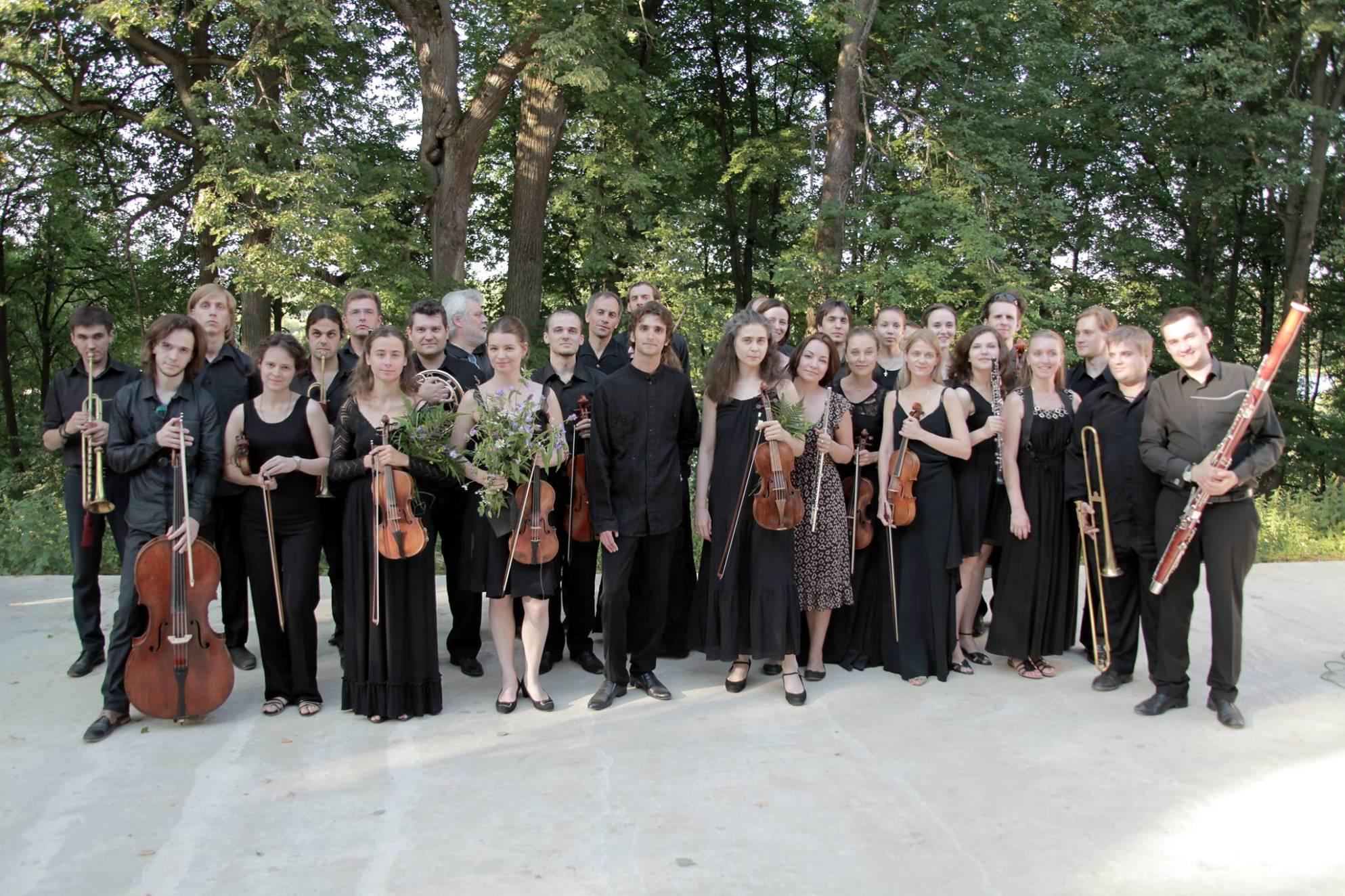 Камерный оркестр Тарусы под управлением Ивана ВЕЛИКАНОВА